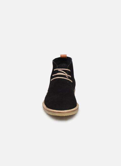 Boots en enkellaarsjes Kickers TYL F Zwart model