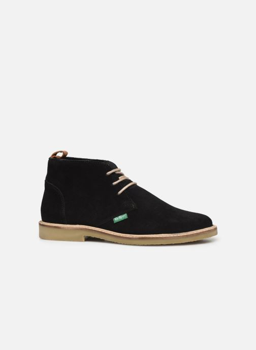 Boots en enkellaarsjes Kickers TYL F Zwart achterkant