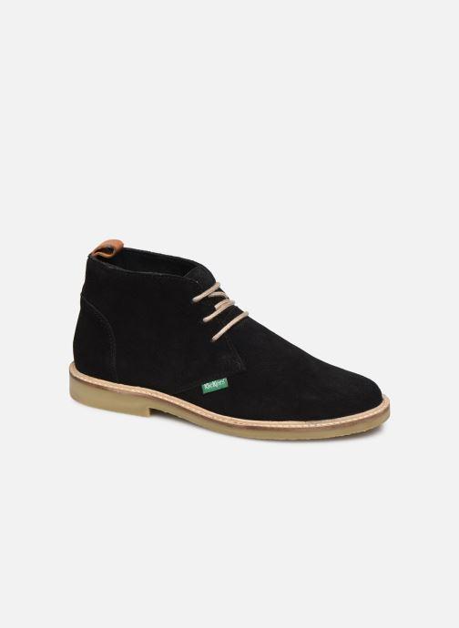 Bottines et boots Kickers TYL F Noir vue détail/paire