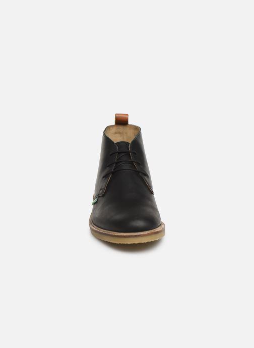 Ankelstøvler Kickers TYL F Sort se skoene på