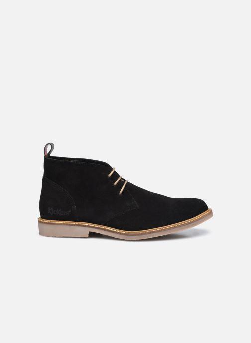 Bottines et boots Kickers TYL F Noir vue derrière