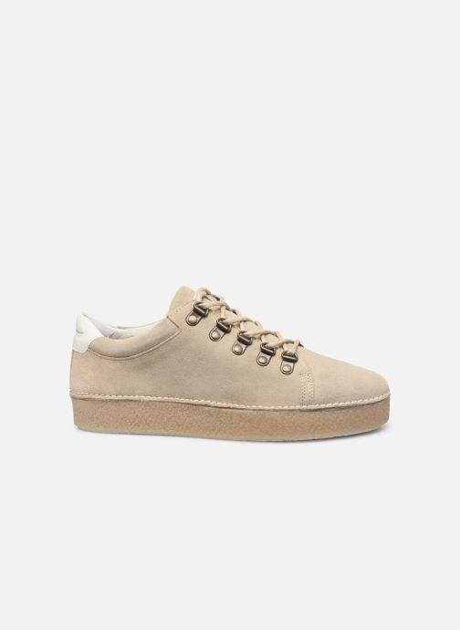 Chaussures à lacets Kickers SPRITE Beige vue derrière