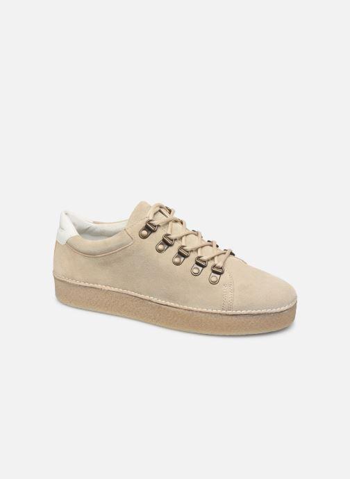 Chaussures à lacets Kickers SPRITE Beige vue détail/paire