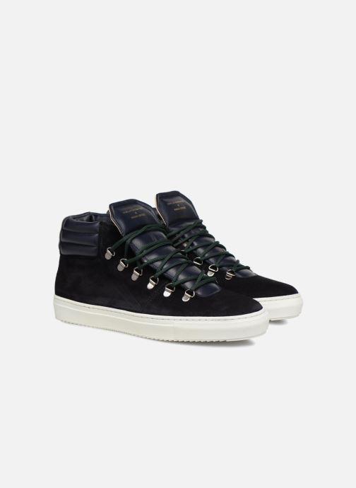 Sneakers Zespà ZSP2 M Blå 3/4 billede