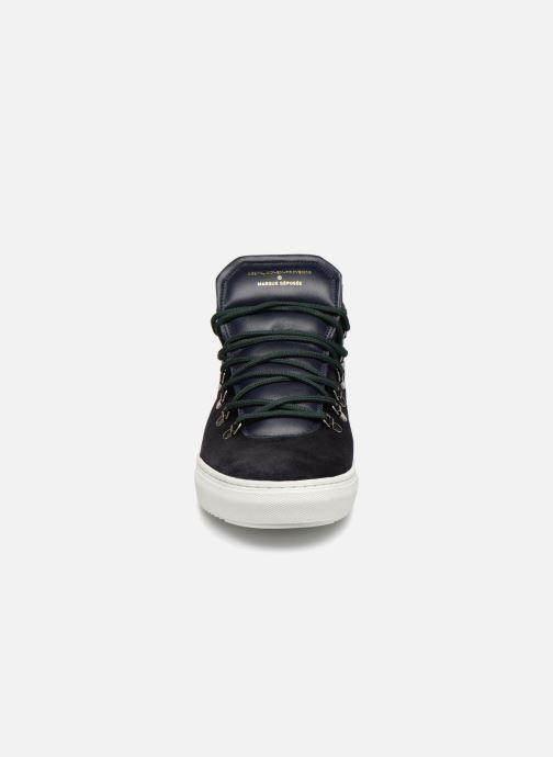 Baskets Zespà ZSP2 M Bleu vue portées chaussures