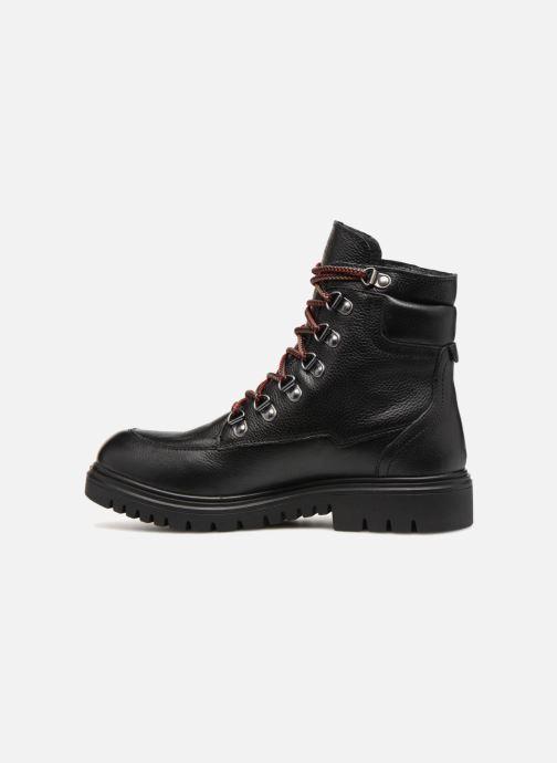 Bottines et boots Kickers ISERANE Noir vue face