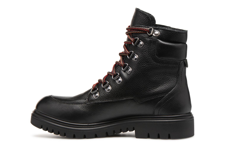 Stiefeletten & Boots Kickers ISERANE schwarz ansicht von vorne