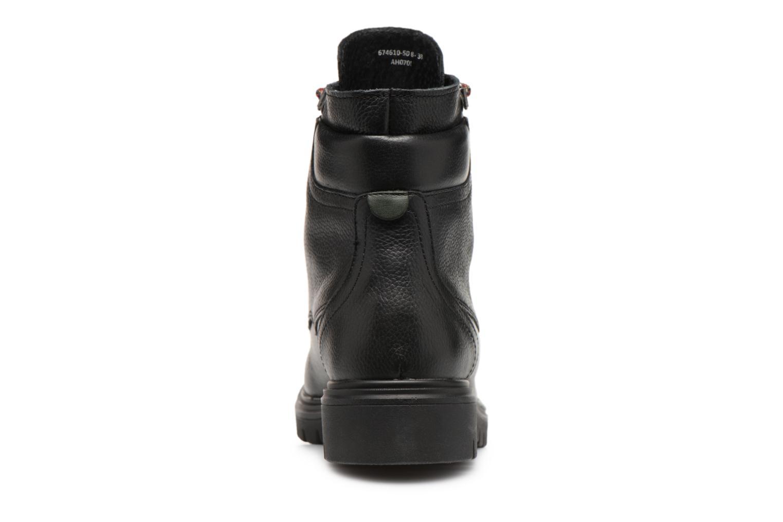 Stiefeletten & Boots Kickers ISERANE schwarz ansicht von rechts