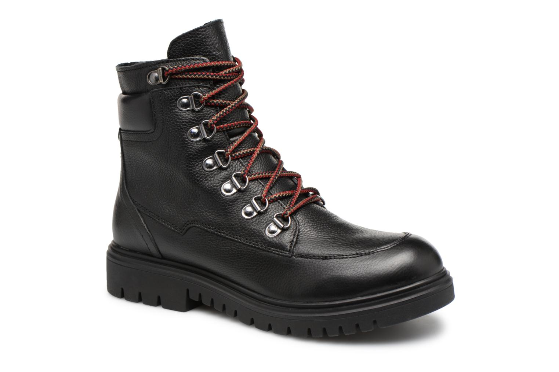 Stiefeletten & Boots Kickers ISERANE schwarz detaillierte ansicht/modell