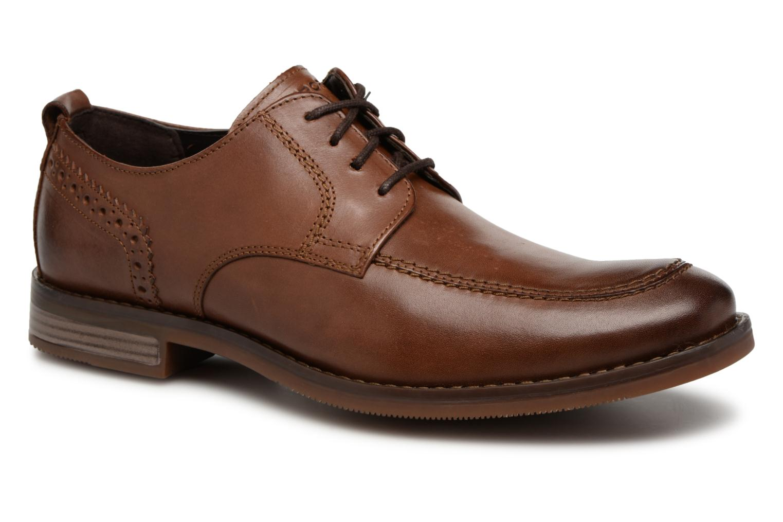 Nuevo zapatos cordones Rockport Wynstin Apron (Marrón) - Zapatos con cordones zapatos en Más cómodo 839ab9