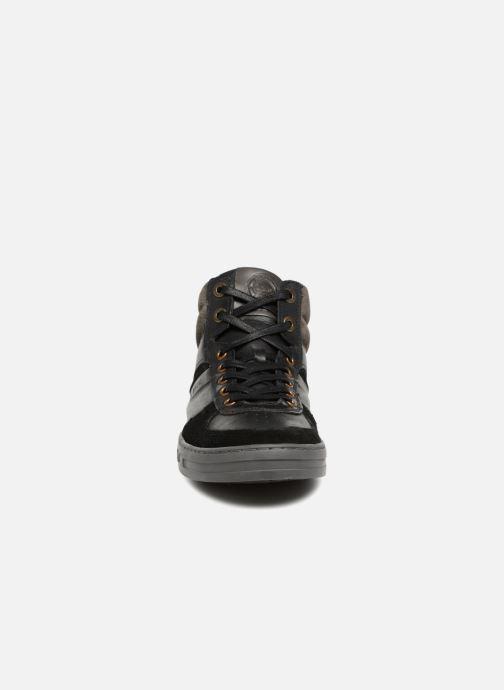 Sneaker Kickers JOEY schwarz schuhe getragen