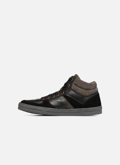 Sneaker Kickers JOEY schwarz ansicht von vorne