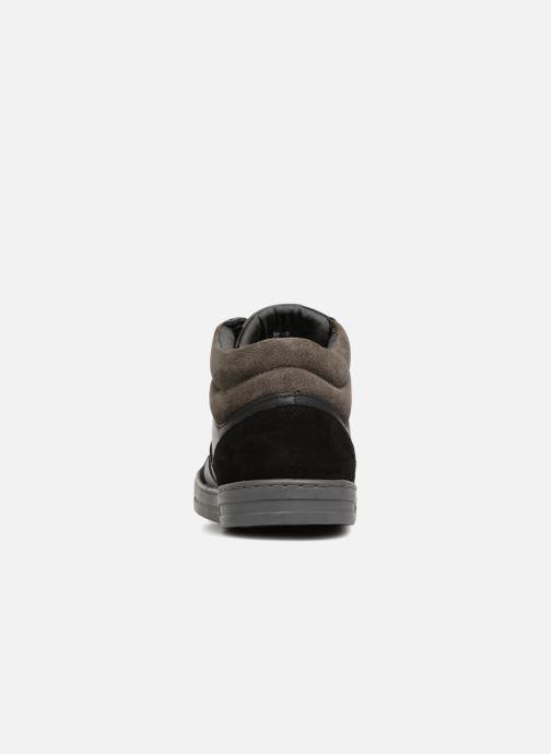 Sneaker Kickers JOEY schwarz ansicht von rechts