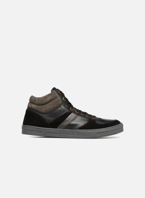 Sneaker Kickers JOEY schwarz ansicht von hinten