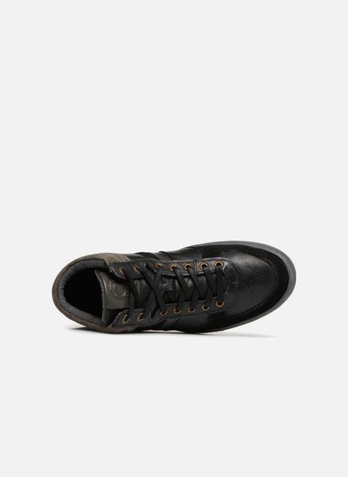 Sneaker Kickers JOEY schwarz ansicht von links