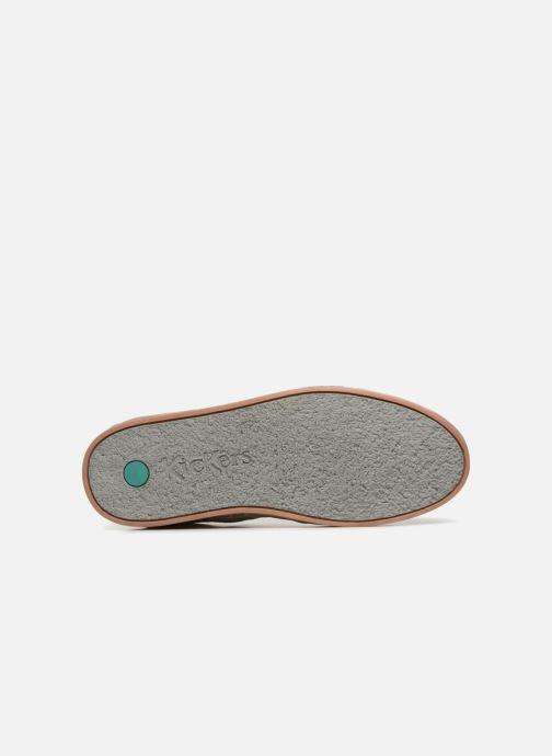 Sneakers Kickers APON Bianco immagine dall'alto