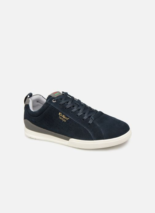 Sneakers Kickers TAMPA Blauw detail