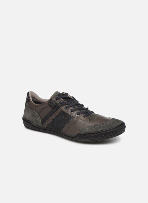 Kickers JEXPLORE M (Grijs) Sneakers chez Sarenza (405058)