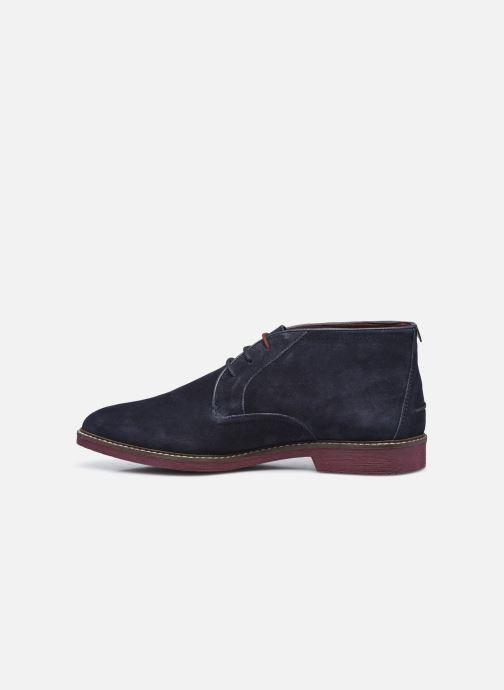 Boots en enkellaarsjes Kickers MATADOR Blauw voorkant