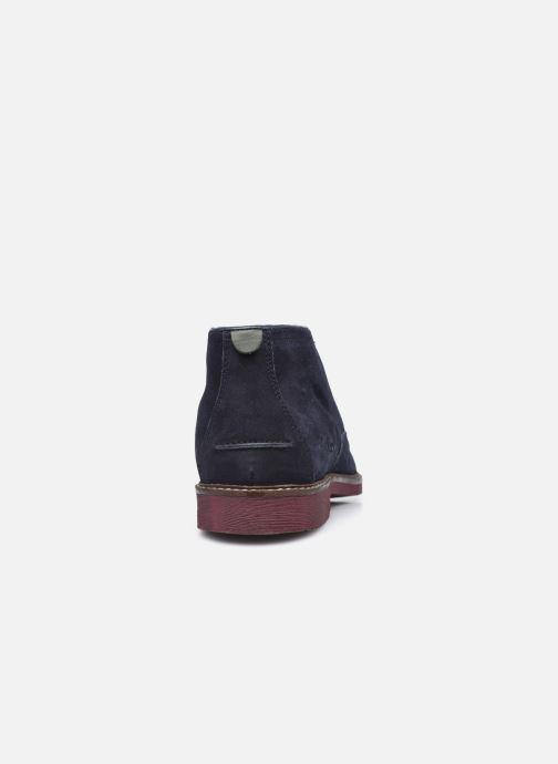 Boots en enkellaarsjes Kickers MATADOR Blauw rechts