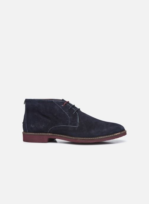 Boots en enkellaarsjes Kickers MATADOR Blauw achterkant
