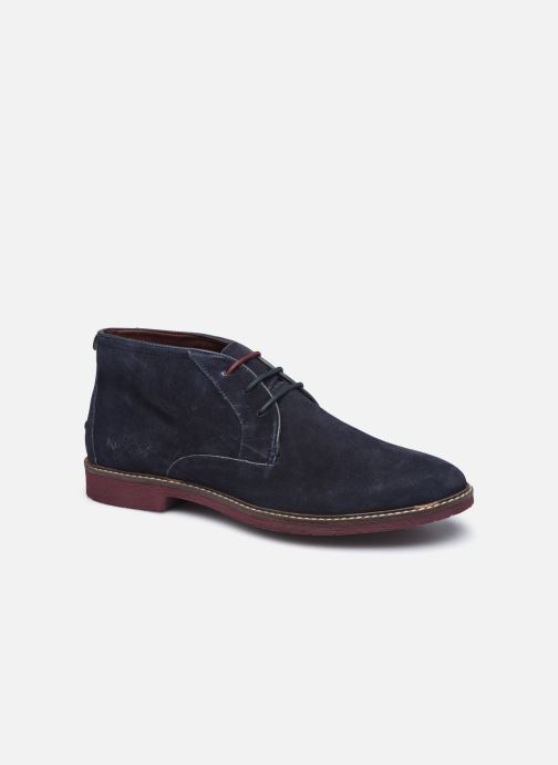 Boots en enkellaarsjes Kickers MATADOR Blauw detail