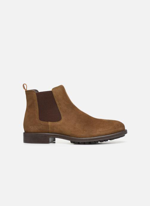 Boots en enkellaarsjes Kickers BROMER Groen achterkant