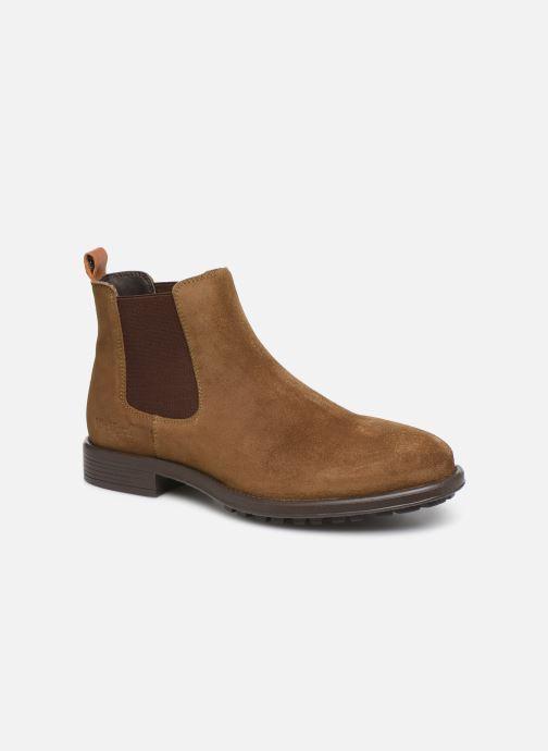Bottines et boots Kickers BROMER Vert vue détail/paire