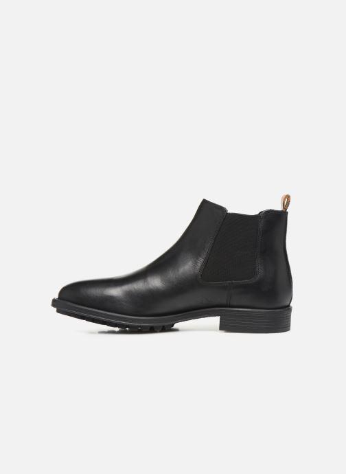 Boots en enkellaarsjes Kickers BROMER Zwart voorkant