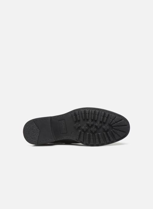 Bottines et boots Kickers BROMER Noir vue haut