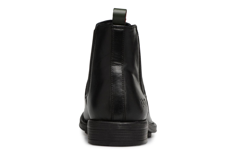 Stiefeletten & Boots Kickers BROMER schwarz ansicht von rechts
