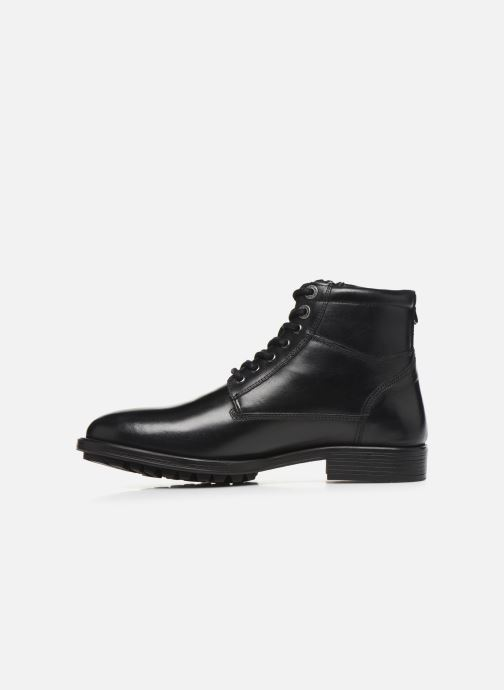 Bottines et boots Kickers BROK Noir vue face