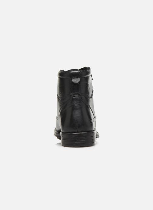Bottines et boots Kickers BROK Noir vue droite