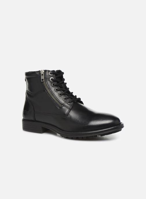 Bottines et boots Kickers BROK Noir vue détail/paire