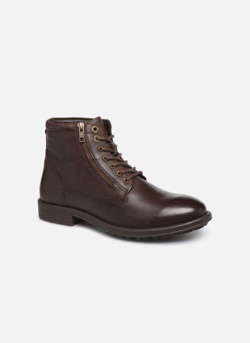 Bottines et boots Kickers BROK Marron vue détail/paire