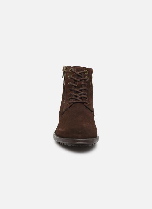 Kickers BROK (Marron) Bottines et boots chez Sarenza (405219)