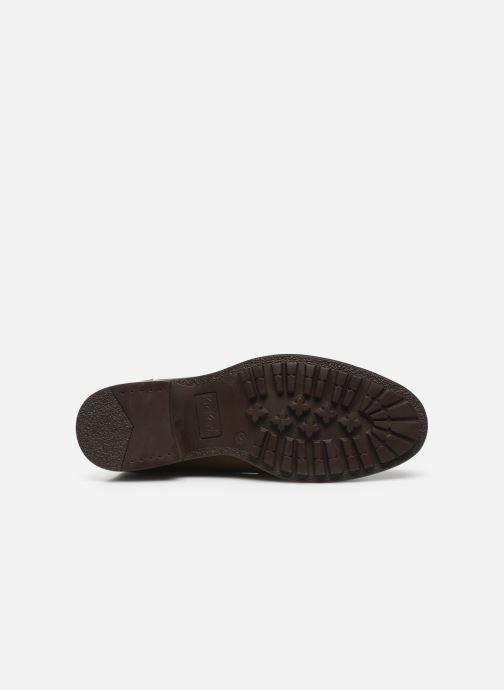 Stiefeletten & Boots Kickers BROK braun ansicht von oben