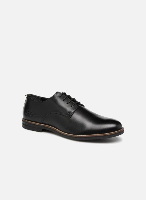 Kickers ELDAN M (Azzurro) - Scarpe con lacci chez   Negozio online di vendita    Uomo/Donne Scarpa