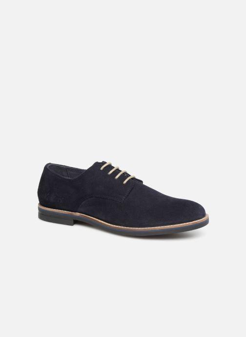 Chaussures Kickers Lacets Chez À Eldan bleu M wfftq0gZ