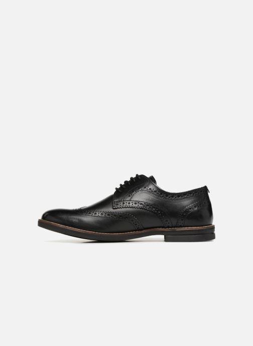 Zapatos con cordones Kickers ELDYS Negro vista de frente