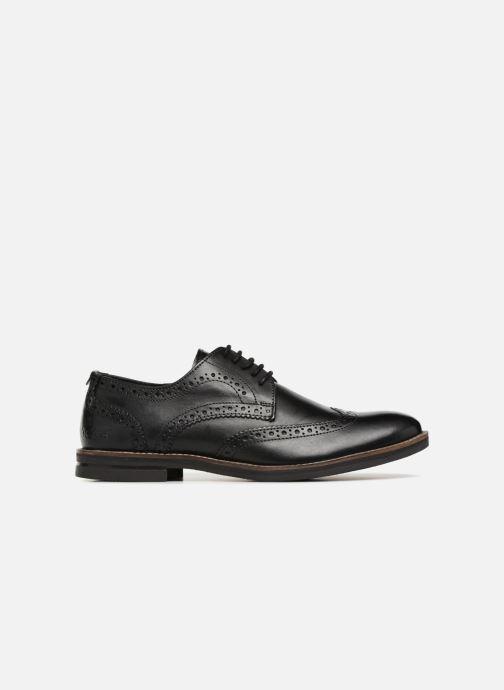 Zapatos con cordones Kickers ELDYS Negro vistra trasera