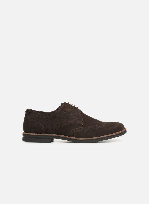 Chaussures à lacets Kickers ELDYS Marron vue derrière
