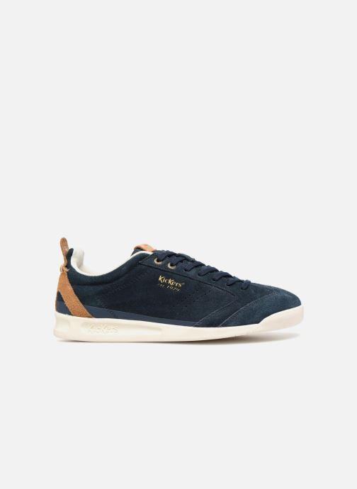 Sneaker Kickers KICK 18 M blau ansicht von hinten