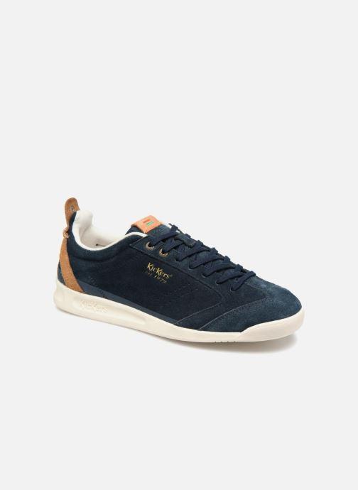 Sneaker Kickers KICK 18 M blau detaillierte ansicht/modell