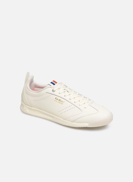 Sneaker Kickers KICK 18 M weiß detaillierte ansicht/modell