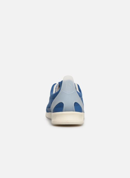 Baskets Kickers KICK 18 M Bleu vue droite