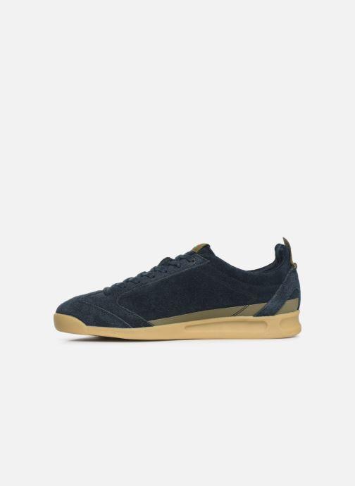 Sneaker Kickers KICK 18 M blau ansicht von vorne