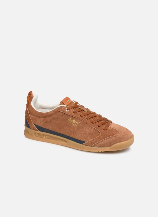 Sneakers Kickers KICK 18 M Marrone vedi dettaglio/paio