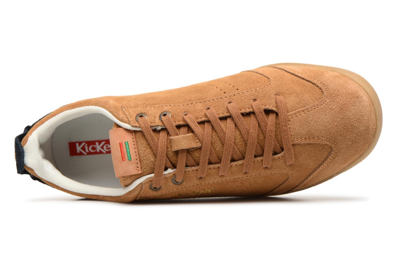 M Cognac Kick M Cognac 18 18 Kickers Kickers Kick TtqraUxtw