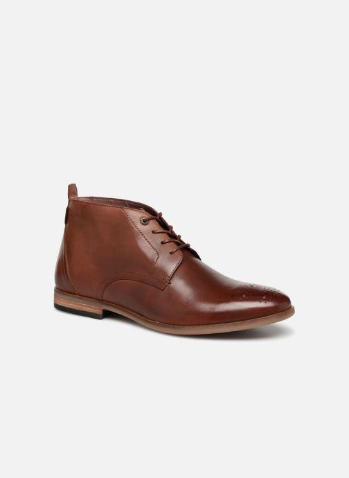Bottines et boots Kickers TAROT Marron vue détail/paire
